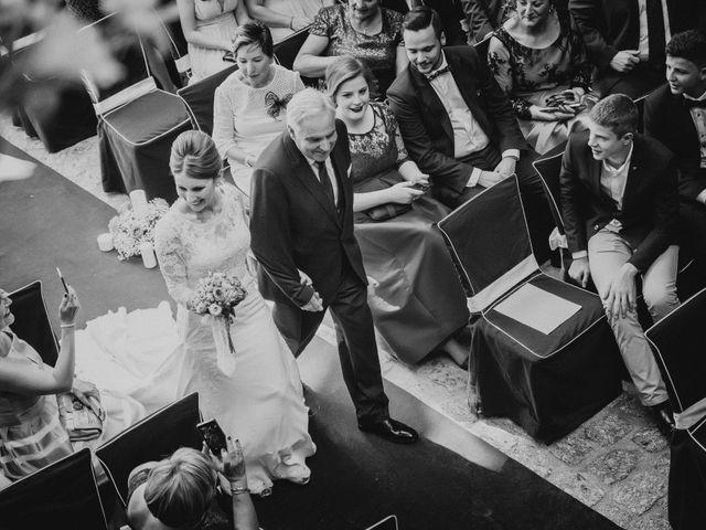 La boda de Manuel y María en Chantada (Casco Urbano), Lugo 33