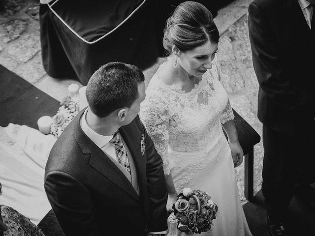 La boda de Manuel y María en Chantada (Casco Urbano), Lugo 36