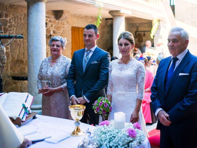 La boda de Manuel y María en Chantada (Casco Urbano), Lugo 37