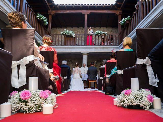 La boda de Manuel y María en Chantada (Casco Urbano), Lugo 45