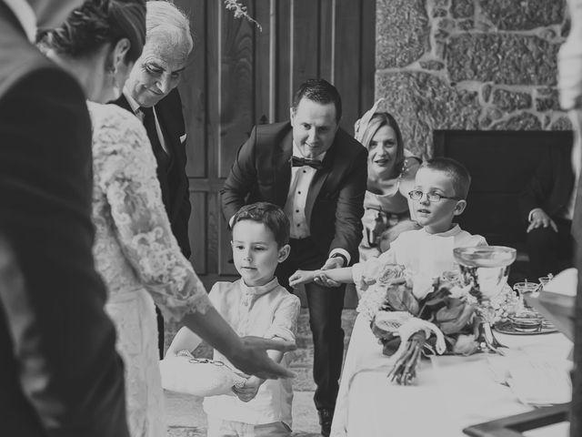La boda de Manuel y María en Chantada (Casco Urbano), Lugo 47
