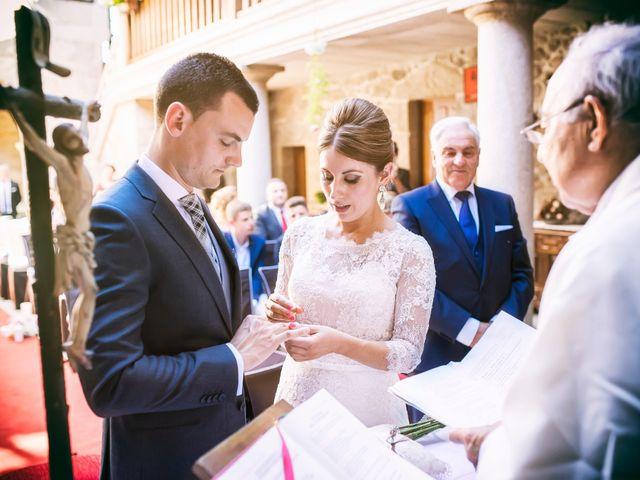 La boda de María y Manuel