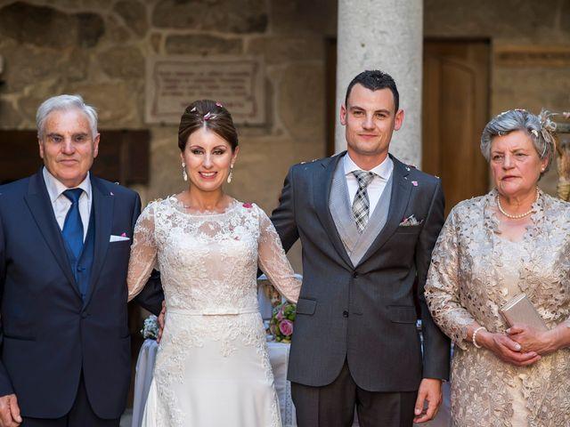 La boda de Manuel y María en Chantada (Casco Urbano), Lugo 55