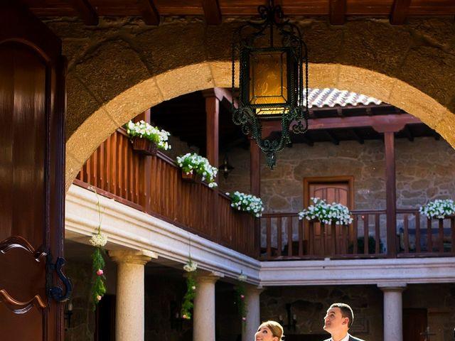 La boda de Manuel y María en Chantada (Casco Urbano), Lugo 56