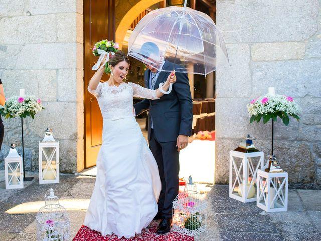 La boda de Manuel y María en Chantada (Casco Urbano), Lugo 58