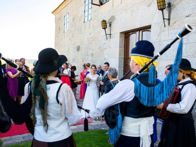 La boda de Manuel y María en Chantada (Casco Urbano), Lugo 59