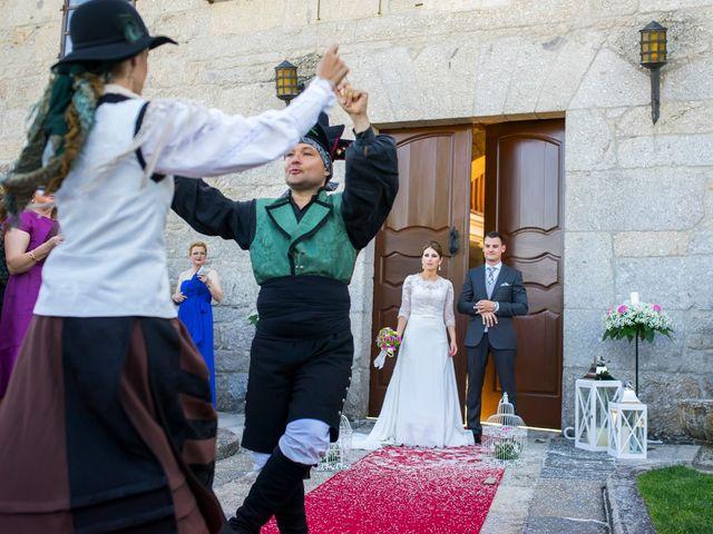 La boda de Manuel y María en Chantada (Casco Urbano), Lugo 62