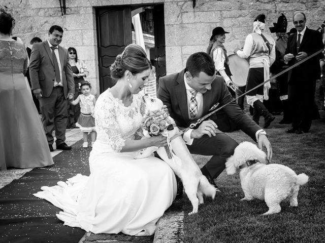 La boda de Manuel y María en Chantada (Casco Urbano), Lugo 66