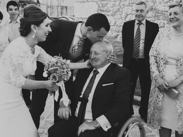 La boda de Manuel y María en Chantada (Casco Urbano), Lugo 68