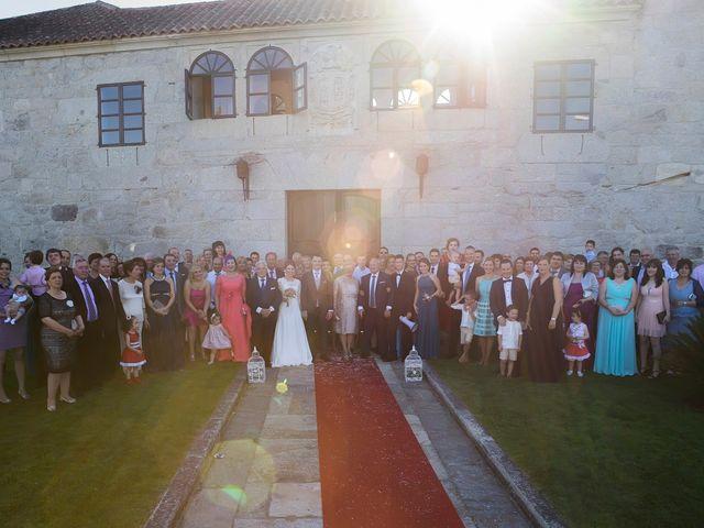 La boda de Manuel y María en Chantada (Casco Urbano), Lugo 69