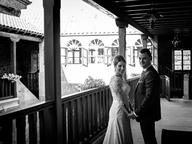 La boda de Manuel y María en Chantada (Casco Urbano), Lugo 77