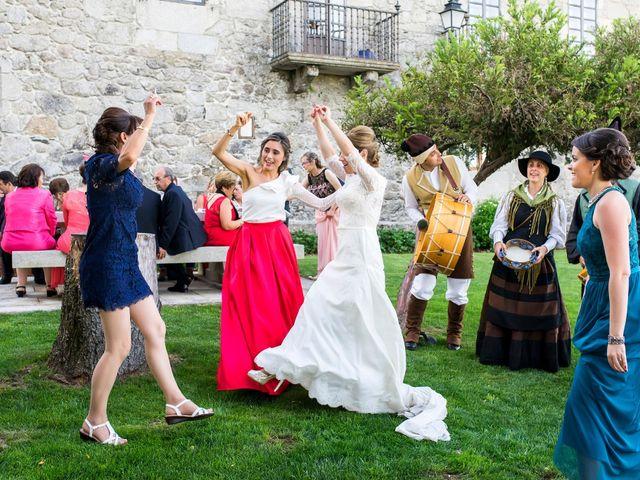 La boda de Manuel y María en Chantada (Casco Urbano), Lugo 79