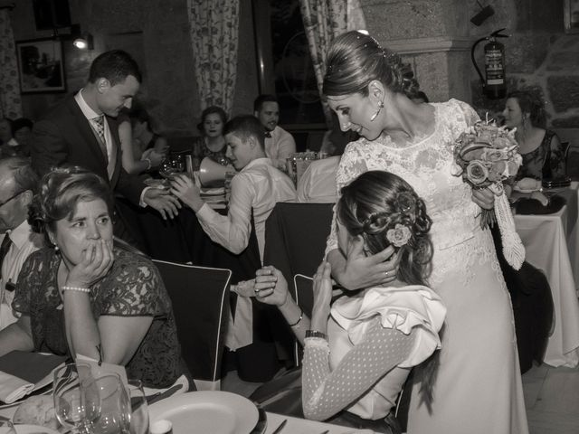 La boda de Manuel y María en Chantada (Casco Urbano), Lugo 83