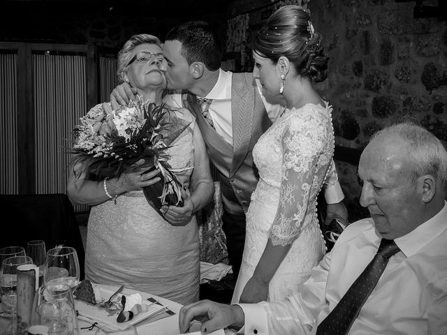 La boda de Manuel y María en Chantada (Casco Urbano), Lugo 85