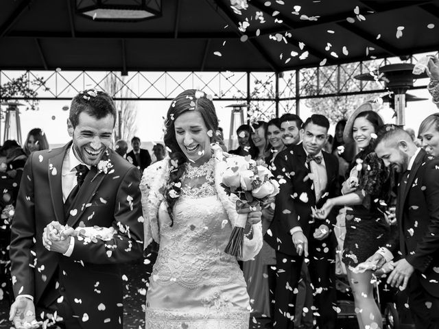 La boda de Amalia y Sergio