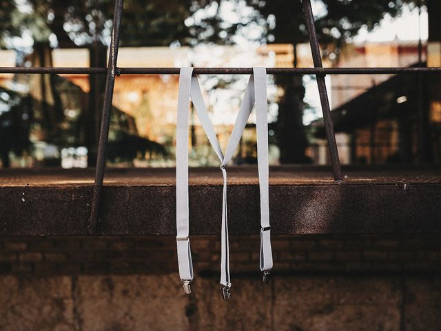 La boda de Edu y Marimar en Ballesteros De Calatrava, Ciudad Real 5