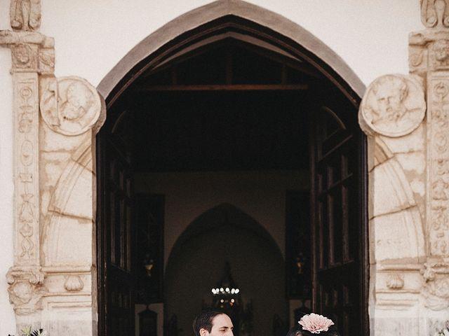 La boda de Edu y Marimar en Ballesteros De Calatrava, Ciudad Real 23