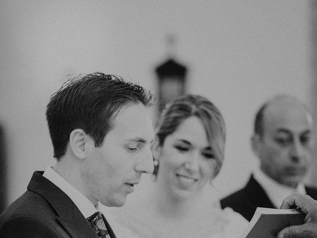 La boda de Edu y Marimar en Ballesteros De Calatrava, Ciudad Real 27