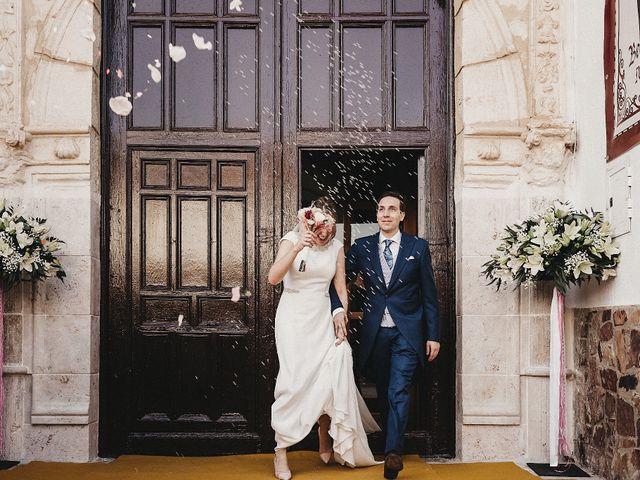 La boda de Edu y Marimar en Ballesteros De Calatrava, Ciudad Real 30