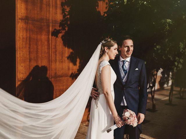 La boda de Edu y Marimar en Ballesteros De Calatrava, Ciudad Real 32