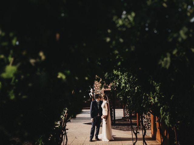 La boda de Edu y Marimar en Ballesteros De Calatrava, Ciudad Real 33