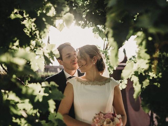La boda de Edu y Marimar en Ballesteros De Calatrava, Ciudad Real 34