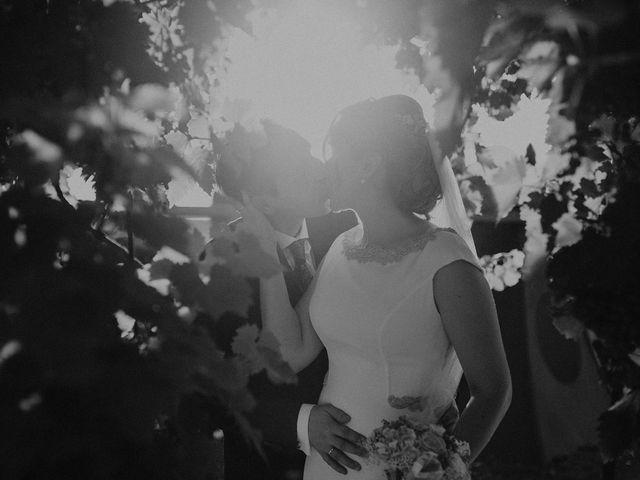 La boda de Edu y Marimar en Ballesteros De Calatrava, Ciudad Real 35