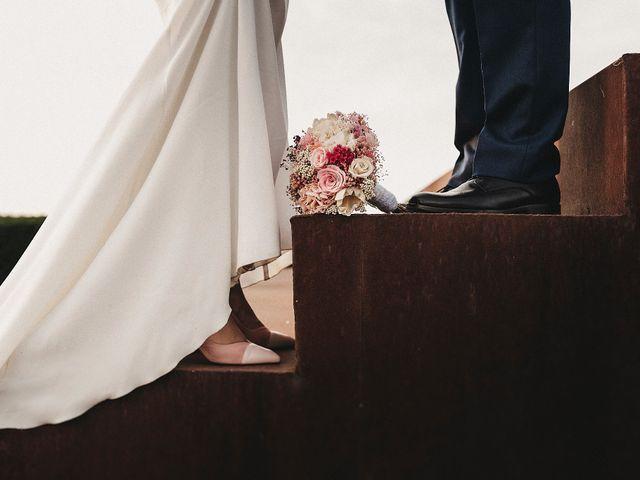 La boda de Edu y Marimar en Ballesteros De Calatrava, Ciudad Real 40