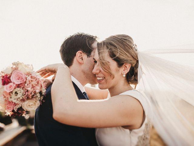 La boda de Edu y Marimar en Ballesteros De Calatrava, Ciudad Real 41