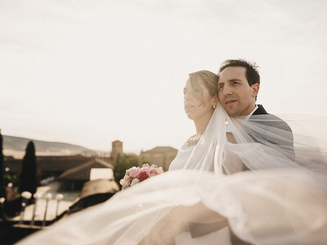 La boda de Edu y Marimar en Ballesteros De Calatrava, Ciudad Real 42