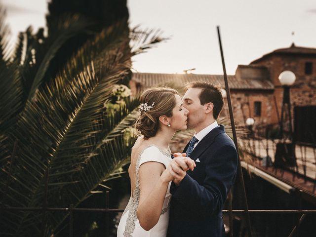 La boda de Edu y Marimar en Ballesteros De Calatrava, Ciudad Real 47