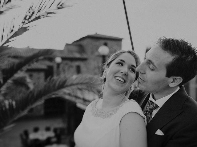 La boda de Edu y Marimar en Ballesteros De Calatrava, Ciudad Real 48