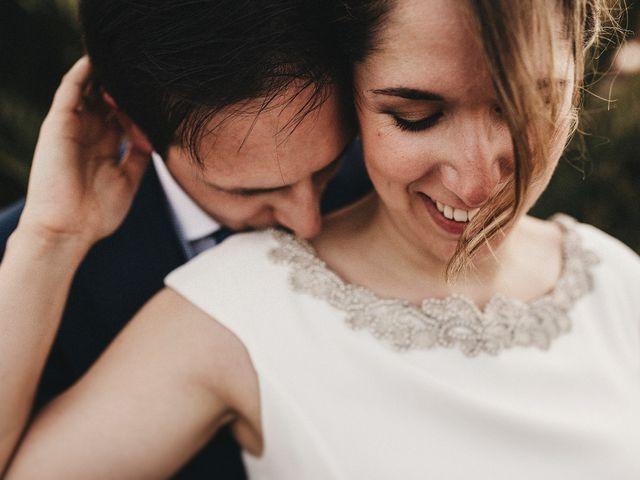 La boda de Edu y Marimar en Ballesteros De Calatrava, Ciudad Real 50