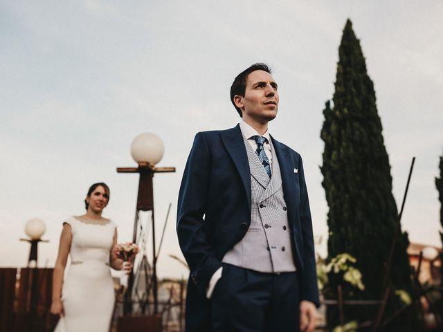 La boda de Edu y Marimar en Ballesteros De Calatrava, Ciudad Real 51
