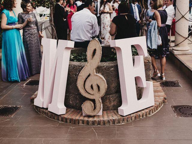 La boda de Edu y Marimar en Ballesteros De Calatrava, Ciudad Real 53