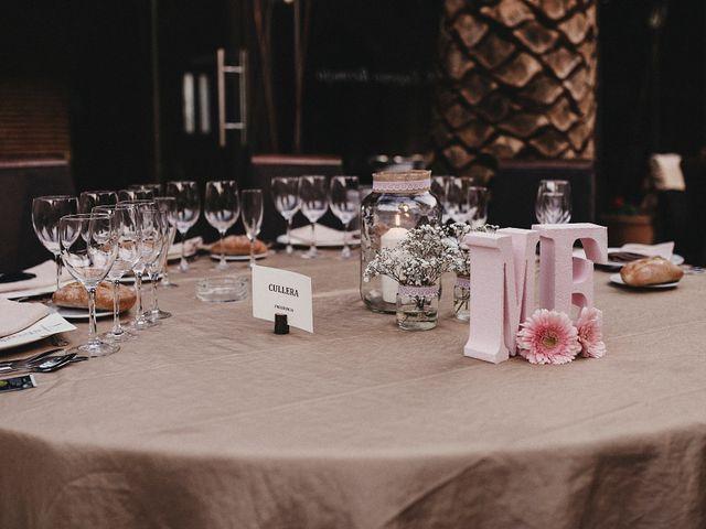 La boda de Edu y Marimar en Ballesteros De Calatrava, Ciudad Real 61