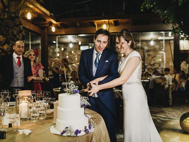 La boda de Edu y Marimar en Ballesteros De Calatrava, Ciudad Real 64