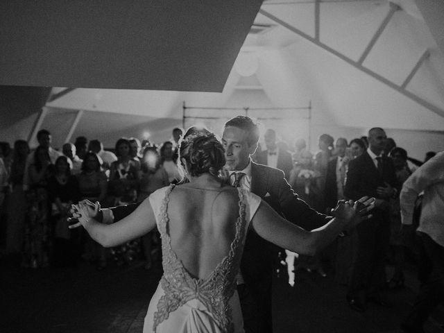 La boda de Edu y Marimar en Ballesteros De Calatrava, Ciudad Real 1