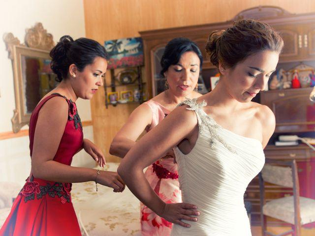 La boda de Isidro y Paloma en Moral De Calatrava, Ciudad Real 12