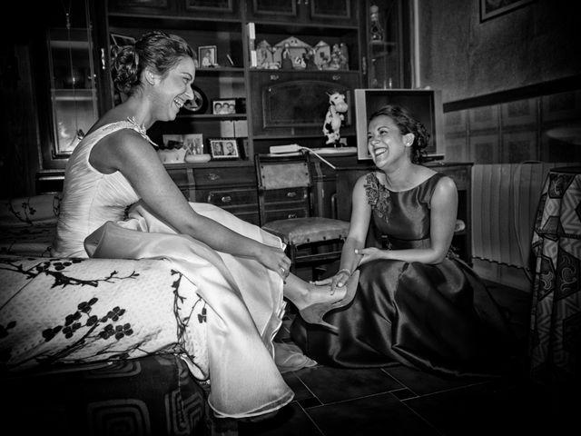 La boda de Isidro y Paloma en Moral De Calatrava, Ciudad Real 14