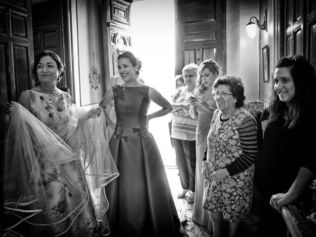 La boda de Isidro y Paloma en Moral De Calatrava, Ciudad Real 16