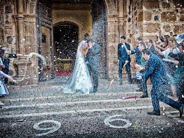 La boda de Isidro y Paloma en Moral De Calatrava, Ciudad Real 22