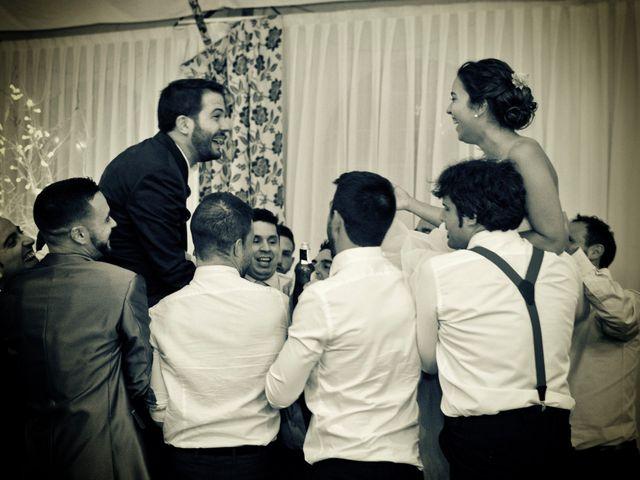 La boda de Isidro y Paloma en Moral De Calatrava, Ciudad Real 33
