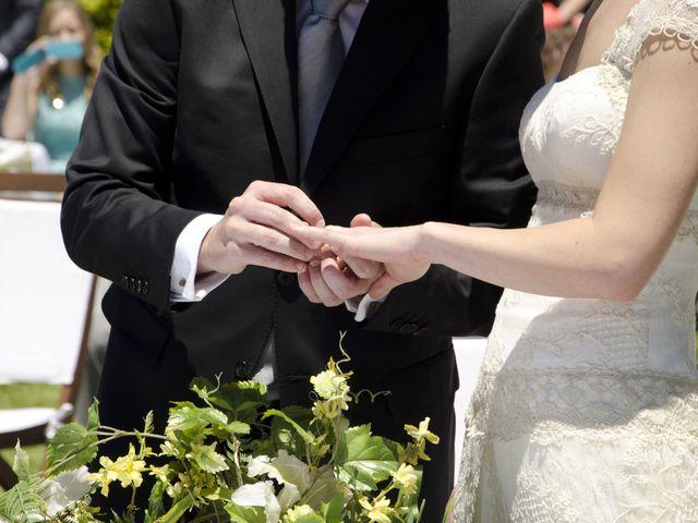 La boda de Sergio y Alix en Navalafuente, Madrid 4