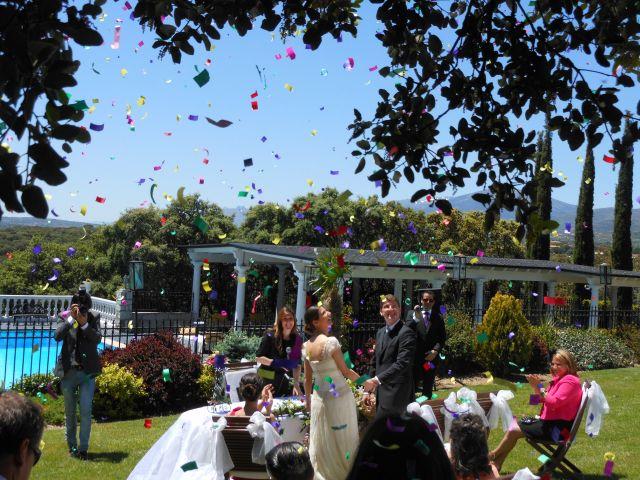 La boda de Sergio y Alix en Navalafuente, Madrid 5