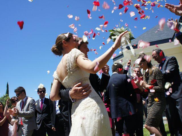 La boda de Sergio y Alix en Navalafuente, Madrid 1