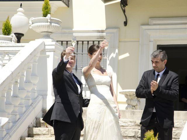 La boda de Sergio y Alix en Navalafuente, Madrid 9