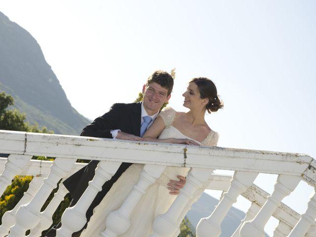 La boda de Sergio y Alix en Navalafuente, Madrid 11
