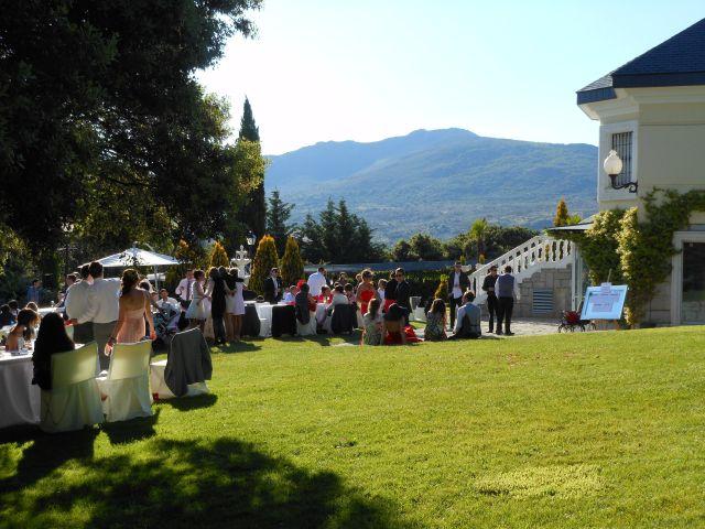 La boda de Sergio y Alix en Navalafuente, Madrid 2