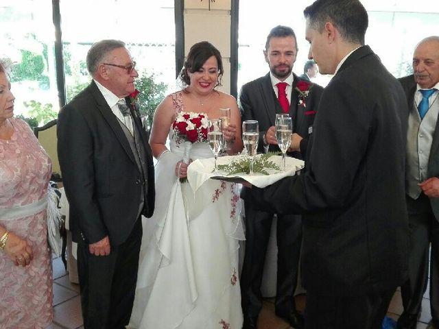 La boda de Abel y Eugenia en Illescas, Toledo 1